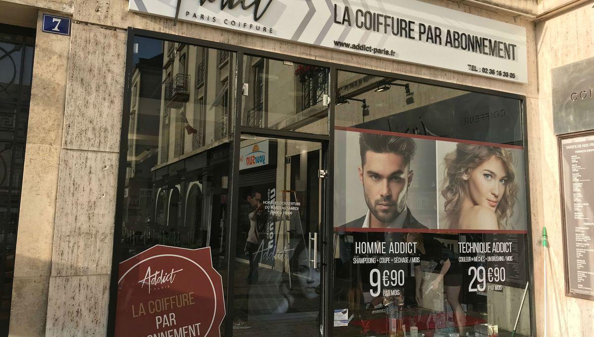 salons de coiffure par abonnement