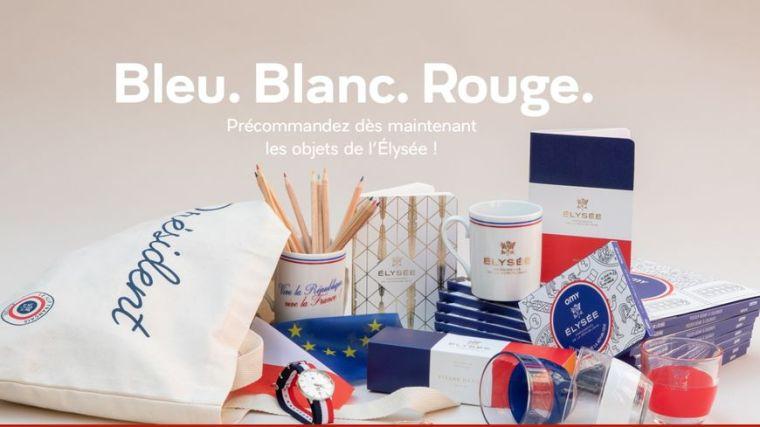 La boutique en ligne des produits dérivés pour sauver le patrimoine de l'Élysée.