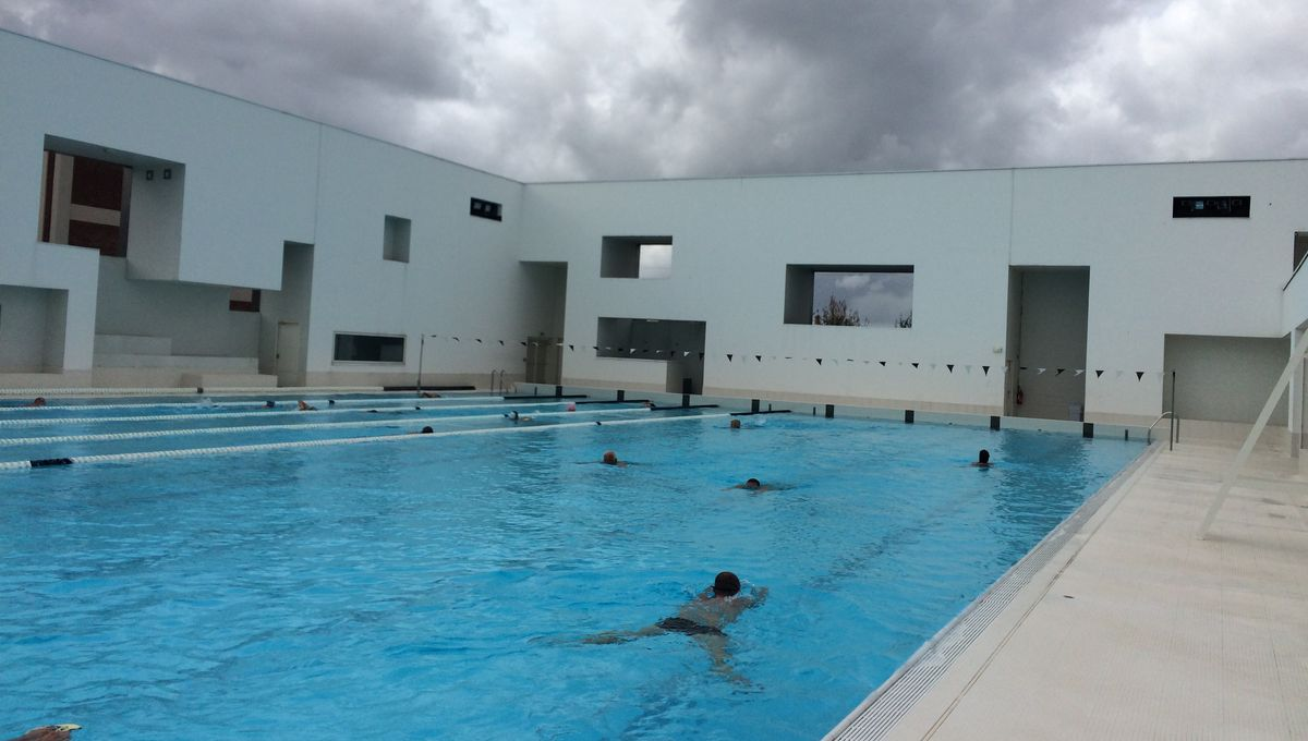 piscine bains des docks au havre