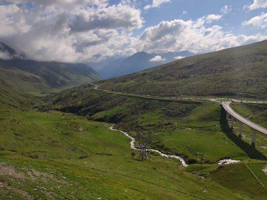 les clients francais de retour en andorre