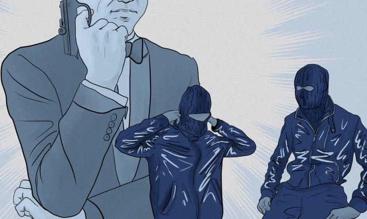 Rêvant d'une vie à la James Bond, des plantons de la DGSE auraient accepté d'éliminer une cible en pensant agir pour le compte de l'Etat.