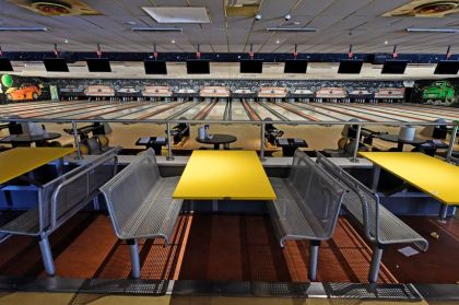 Route de Marchaux bowling alley in Besançon to be auctioned