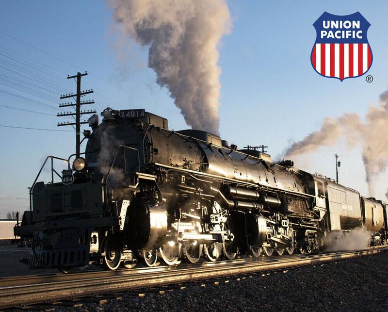 historic steam locomotive to