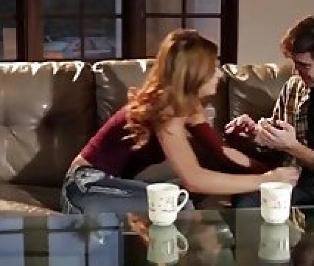 Natural Redhead Stepsister In Romantic Passionate Intercourse