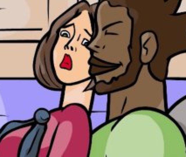 Black Cartoon Thugs Pussy Drills A Big Ass White Bitch