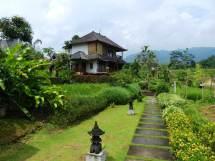 Sidemen Sawah Indah Hotel Bali Rama Tours