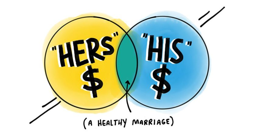 Money and Marriage: 7 Tips for a Healthy Relationship   DaveRamsey.com