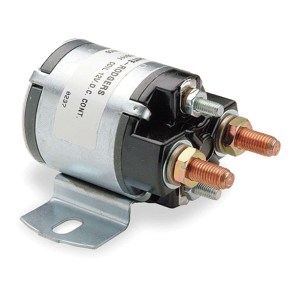 124-105111 White-rodgers | DC Power Solenoid 12V Amps 100 | Raptor UK