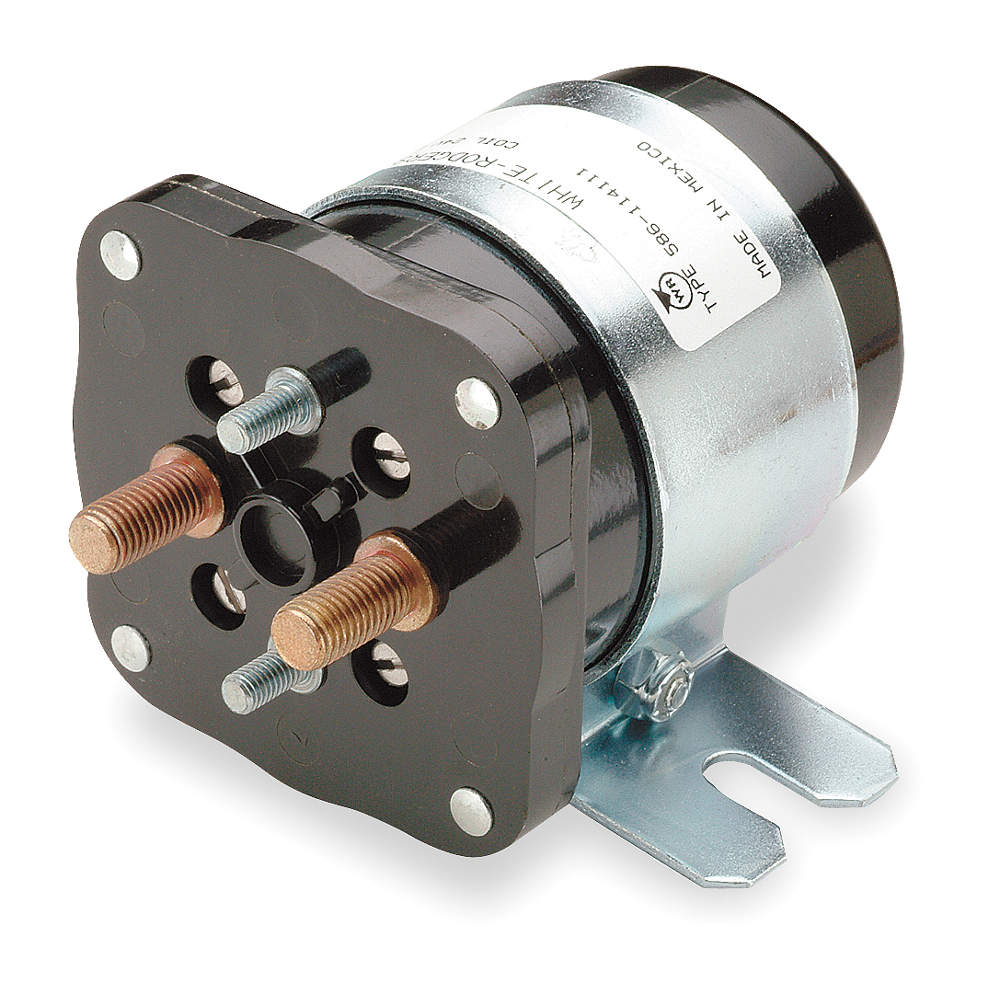 White-rodgers 586-114111 | DC Power Solenoid 24V Amps 200 | Raptor Supplies