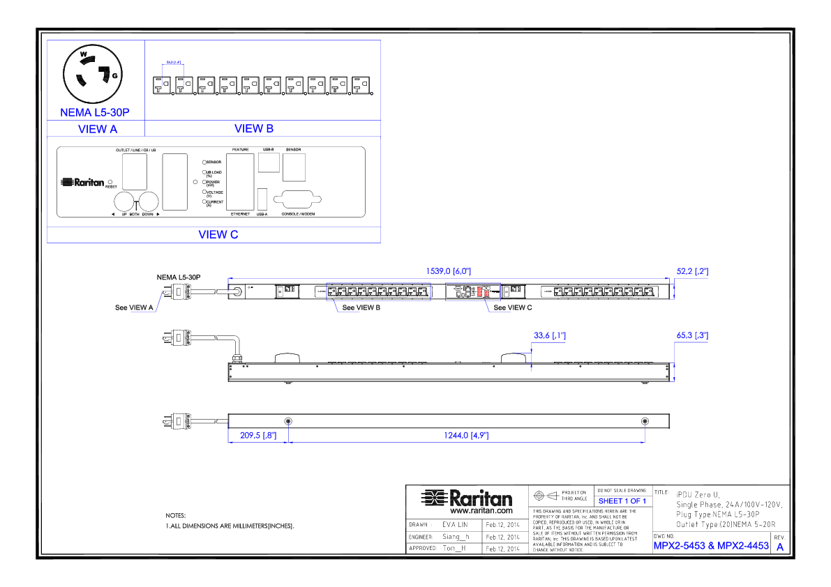 Img Pdu Mechanical Diagram