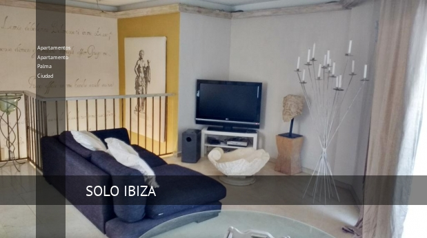 Apartamento Palma Ciudad en Mallorca opiniones y reserva  Solo Ibiza