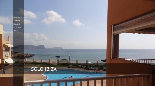 Apartamentos Edificio Llevant Es Canar Ibiza opiniones y