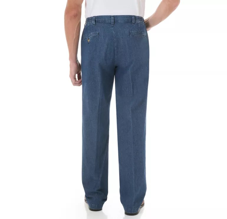 """e2a6535e ... with Dad Jeans. Be sure to avoid a fashion faux pas and always wear your  white socks with your flip flops. Avoid """"hippie"""" brands such as Birkenstock."""