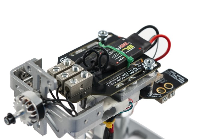 Series 1580/1585 brushless motor test stand