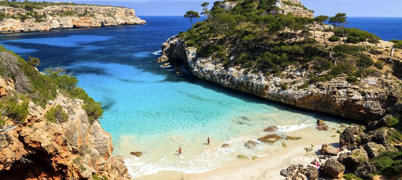 Spain's Best Beaches  Rentalcarscom