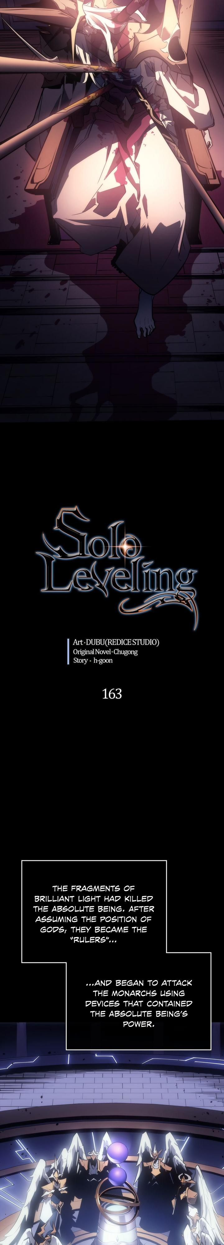 Solo Leveling Chapter 163 Page 2