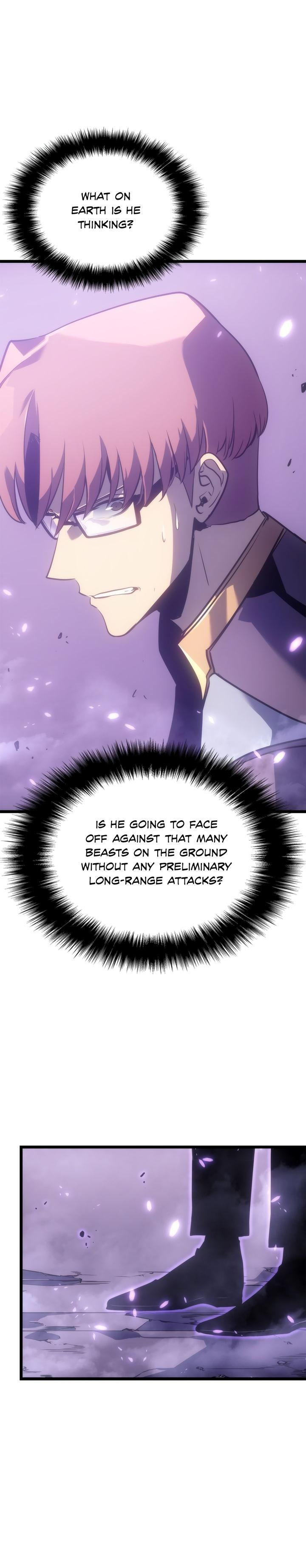 Solo Leveling Chapter 167 Page 6