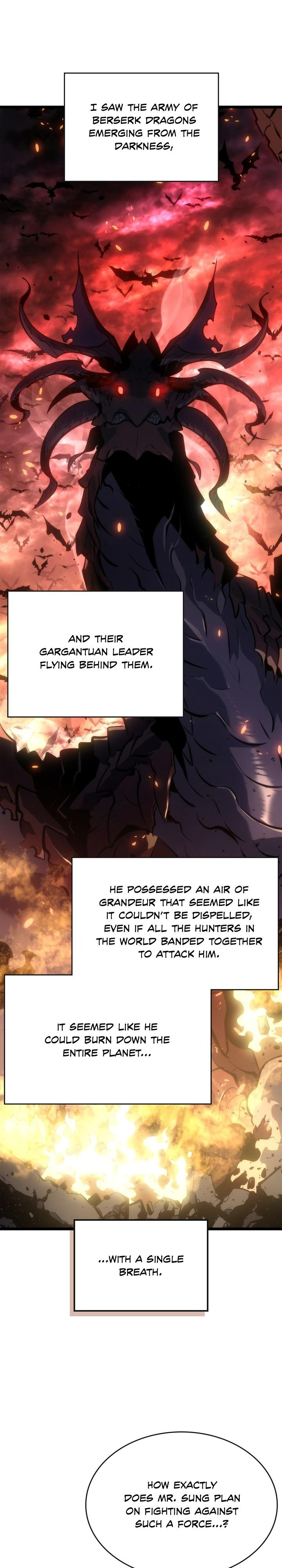 Solo Leveling Chapter 168 Page 35