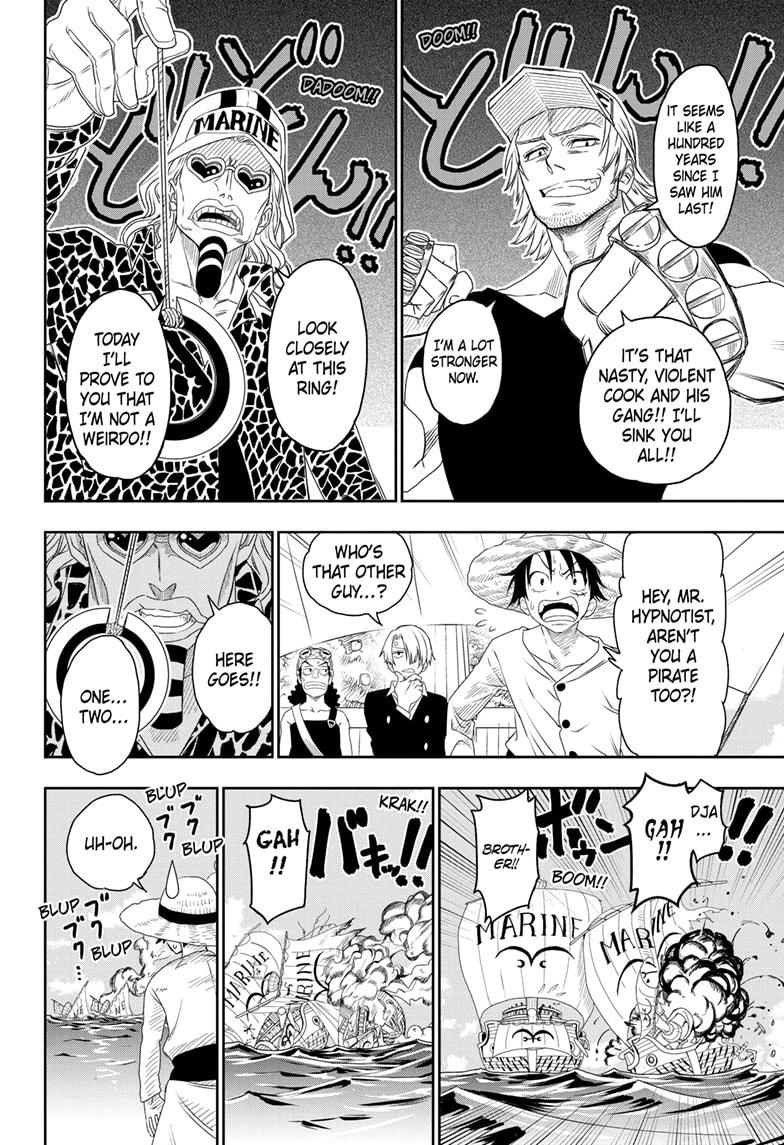 One Piece Chapter 1023.5 Page 16