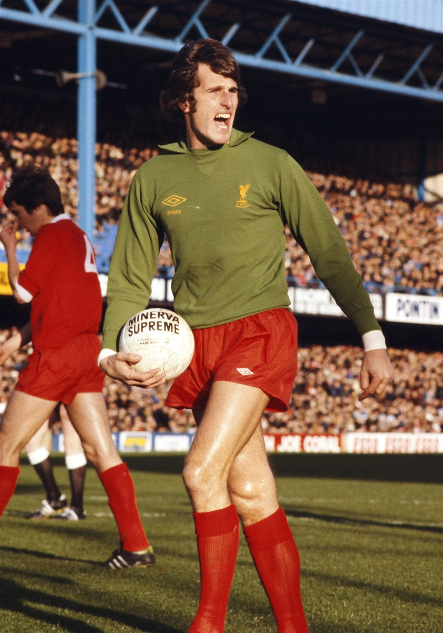 1. Ray Clemence - Read Liverpool