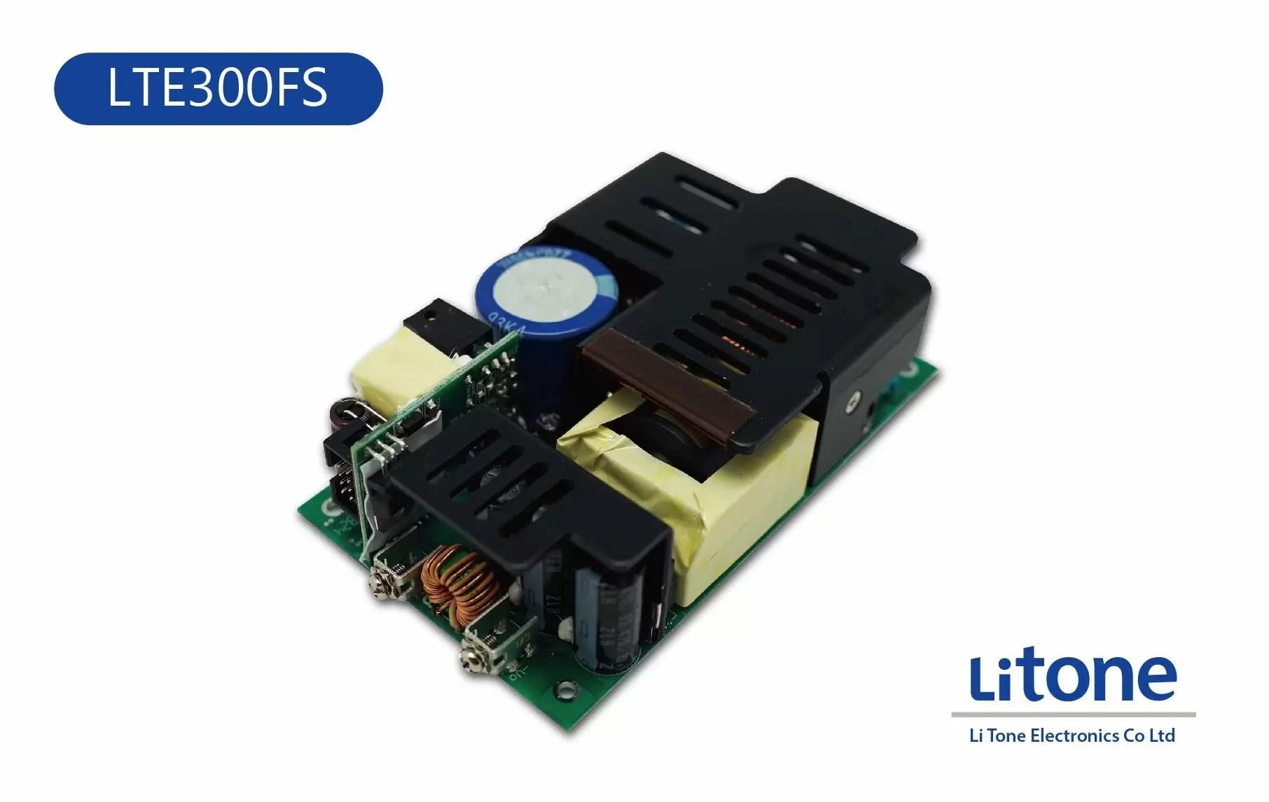 300W 電源供應器   高靈敏磁性元件和交換式電源製造商   力英電子股份有限公司