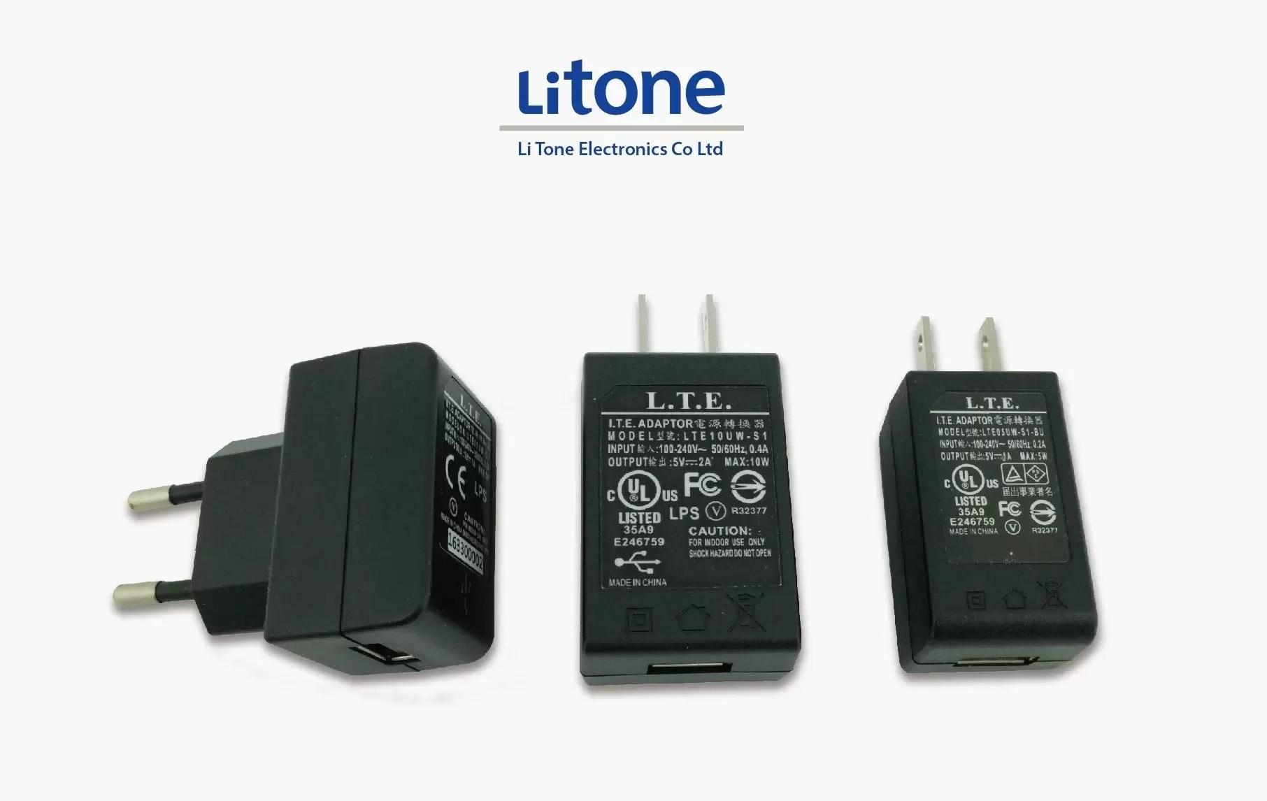 USB 電源充電器 | 高靈敏磁性元件和交換式電源製造商 | 力英電子股份有限公司