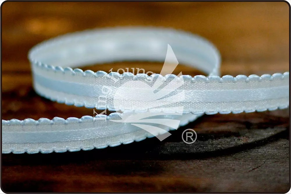 10 Inch Wide Sheer Ribbon