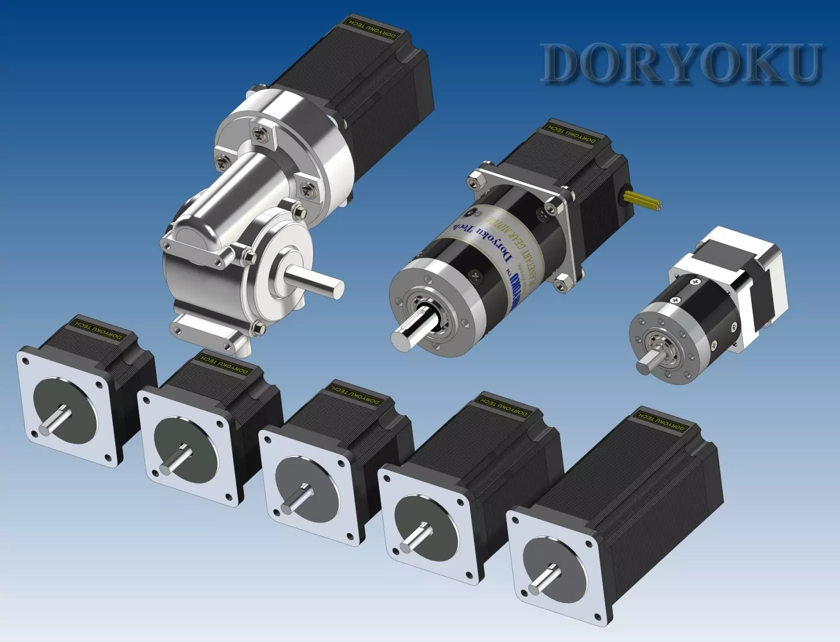 hight resolution of stepping motor stepping gear motor