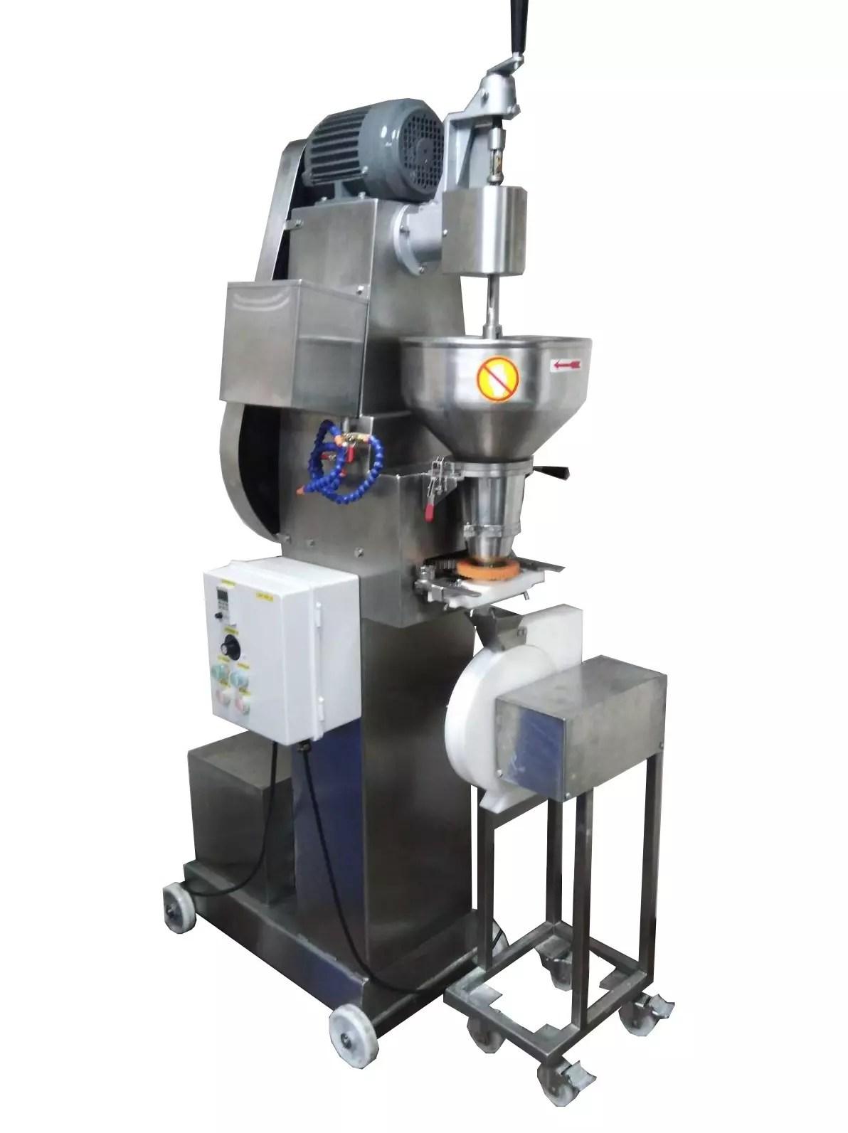 定量滾圓成型機 | 臺灣高品質定量滾圓成型機製造商 | 鼎翰機械有限公司