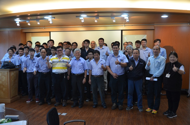 元成機械舉辦一般安全衛生教育訓練班 | 元成機械股份有限公司