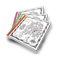 Custom Coloring books | Stationery Supplies - PUNDY