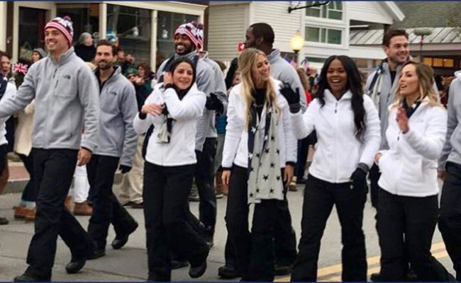 The Bachelor Winter Games Begins Filming In Vermont With