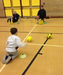 KS1 multi skills fest game