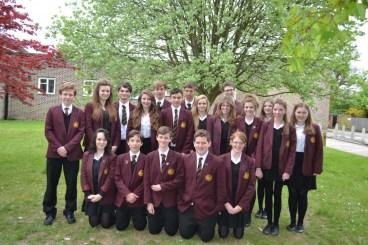 Senior Prefects