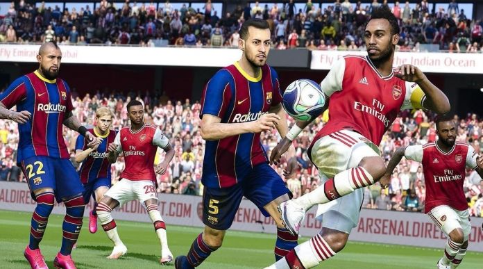 PES 2022 Reportedly Plans To Go Full Free To Play Later This Year
