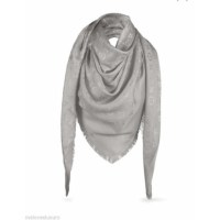 Louis Vuitton Monogram Shawl Dark Beige Verone - Buy ...