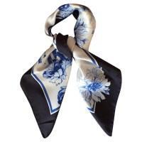 Salvatore Ferragamo silk scarf - Buy Second hand Salvatore ...