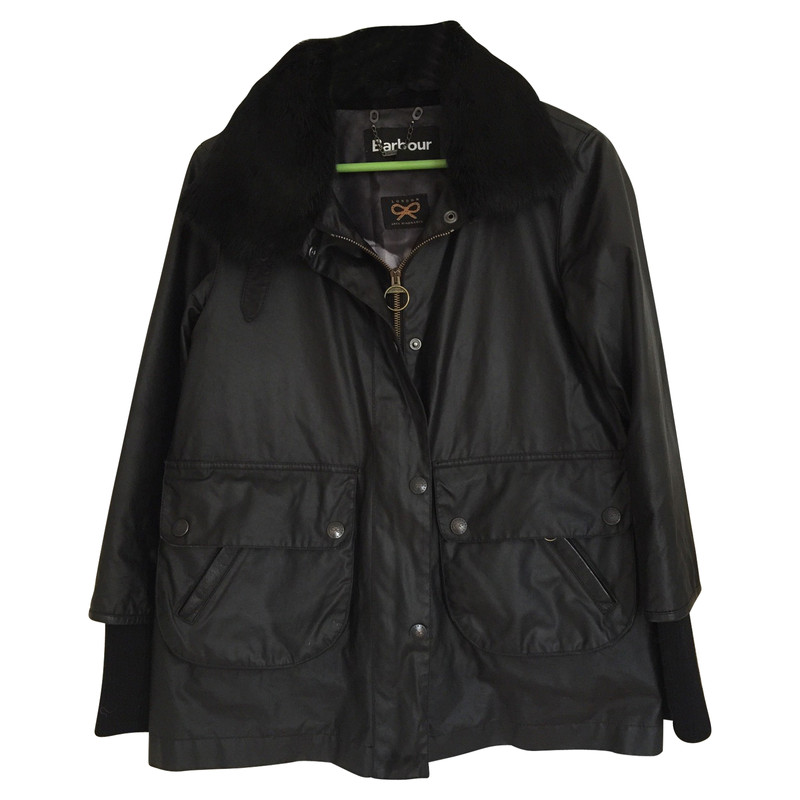 Anya Hindmarch Jacket Ania Barbour