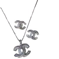 Chanel Earrings & Necklace - Buy Second hand Chanel ...