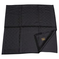 Louis Vuitton SHAWL LOUIS VUITTON MONOGRAM BLACK - Buy ...