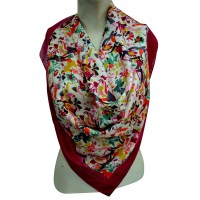 Carolina Herrera Silk scarf with pattern - Buy Second hand ...