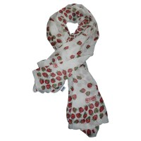 Moschino Cheap and Chic silk scarf - Buy Second hand ...