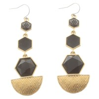 House of Harlow Earrings in bicolour - Buy Second hand ...