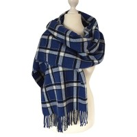Marc by Marc Jacobs Scarf with checked pattern - Buy ...