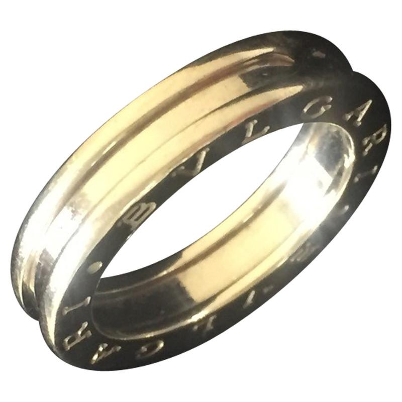 Bulgari Ring BZero 1 aus Weigold  Second Hand Bulgari