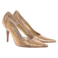 Just Cavalli Color oro pumps - Compra Just Cavalli Color ...