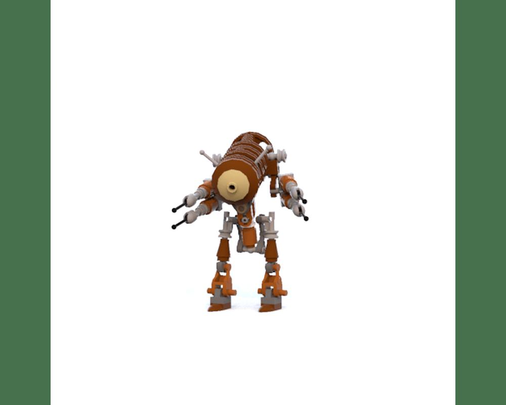 LEGO MOC-27653 Retail Clan Droid (Star Wars > Star Wars