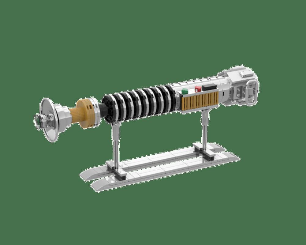 LEGO MOC-34385 Luke Lightsaber Green (Star Wars 2020