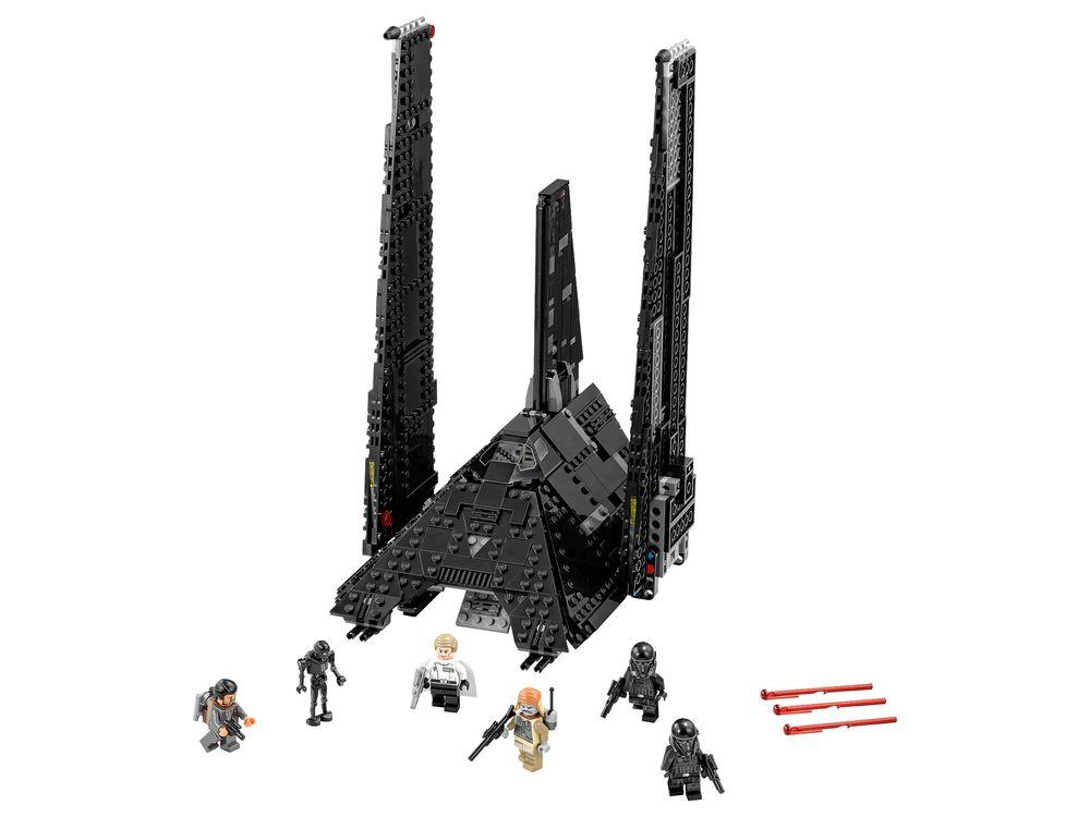 LEGO Set 75156-1 Krennic's Imperial Shuttle (2016 Star
