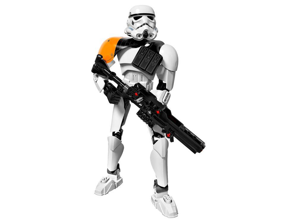 LEGO Set 75531-1 Stormtrooper Commander (2017 Star Wars